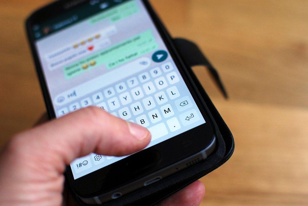 Neu: Terminvereinbarung per SMS und WhatsApp