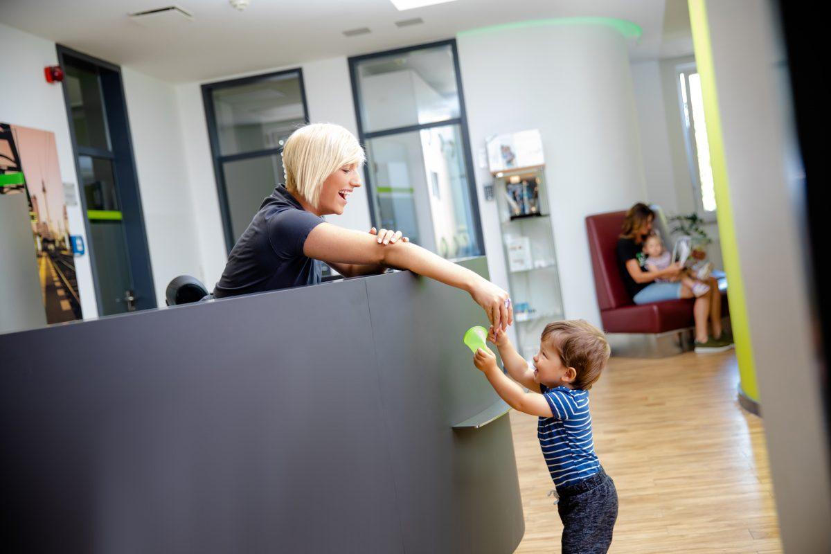 Zahnarztpraxis in Adlershof
