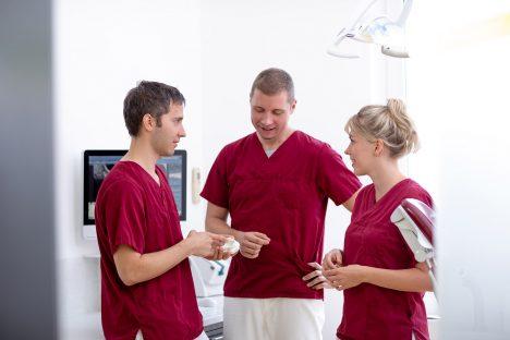 Online Application - Dentist Berlin Adlershof