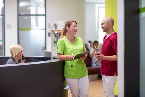 Online Application | Dentist Berlin