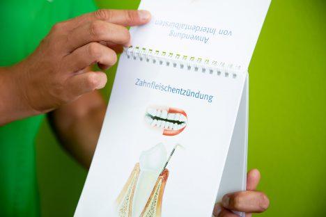 Parodontologie in Berlin Adlershof und Karlshorst