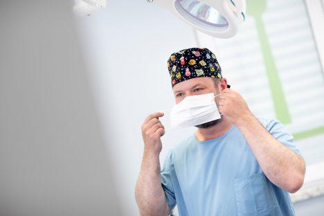 Chirurgie in der Zahnkultur Berlin Adlershof und Karlshorst
